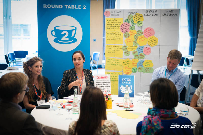 World Café session